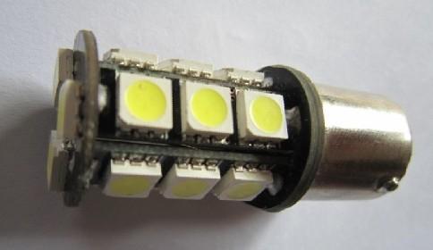 S25 BA15S BAU15S 18SMD LED Canbus Auto Lamp