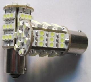 S25 1156 1157 54SMD 3528 Auto SMD LED