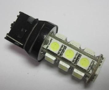 18SMD 5050 7440 7443 T20 Wedge Auto LED