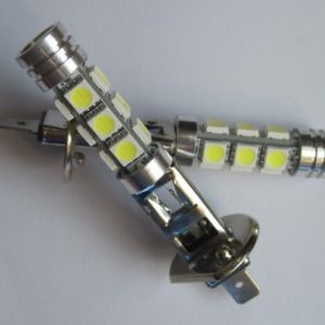 Auto LED SMD Lamp H1 12SMD 1W
