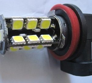 Head Light Canbus Car LED H11 27SMD 5050
