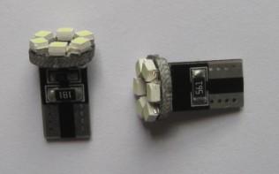 Auto LED Light 194 T10 6SMD Error Free
