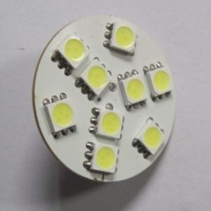 LED Automobile Car Lighting G4 9 SMD 5050