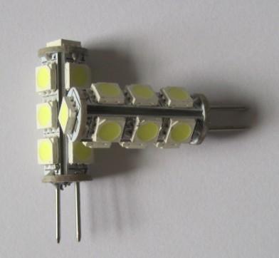 Popular Auto LED Bulb Lamp G4 13SMD 5050