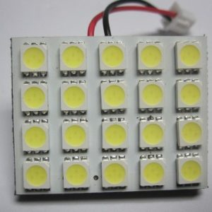 Auto LED Dome Plate 20 SMD 5050 Car Light