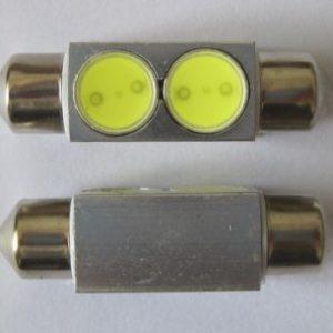 2 Watt High Power Festoon C5W Car LED 36MM 42MM