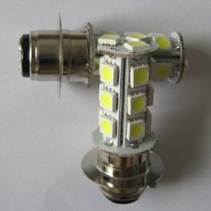 H6 18SMD 5050 Motorcycle LED Light Lamp
