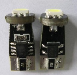 Popular Auto LED SMD Lamp 194 Canbus 1SMD