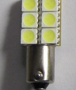 T10 BA9S W6W LED Car Bulb Canbus No Error