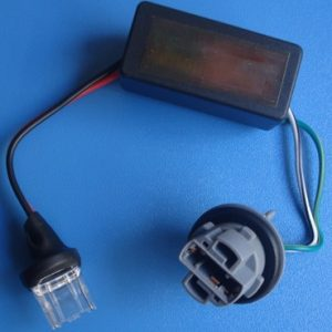 T20 Wedge LED Light Flasher Resistor No Error Warning