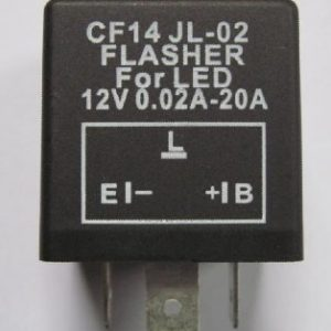 CF14 LED Flasher Car LED Bulb Canbus No Flashing