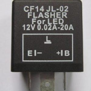 CF14 LED Flasher Car LED Bulb Canbus No Flashing