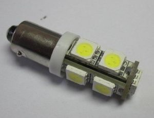 New Design Best Selling BA9S 9 SMD 5050 LED Auto Bulb
