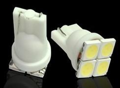 Car LED Light Lamp T10 194 Wedge 4SMD 5050