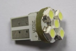 W5W 194 Car Lamp Lighting 5 SMD 3528 Good Price