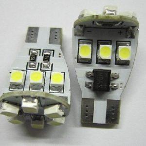 Automobile Car LED Light T10 WG 194 W5W 12SMD