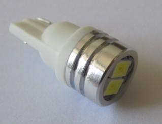 Automotive Car LED Bulb W5W T10 WG 2SMD 5630