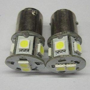 S25 BA15S BAY15D Automobile LED Lamp 7SMD 5050