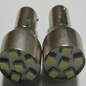 PY5/21W 1156 S25 Car LED Bulb Lights 6SMD 5050