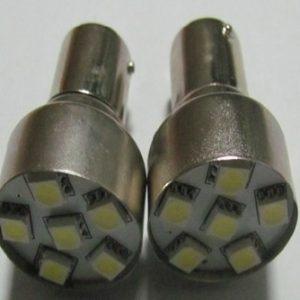 PY5/21W 1156 S25 Car LED Bulb Lights 6SMD 5050