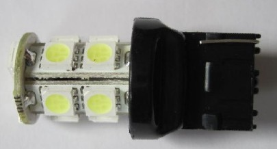 Car LED Bulb 7440 7443 13 LED SMD 5050 12Volt 24V