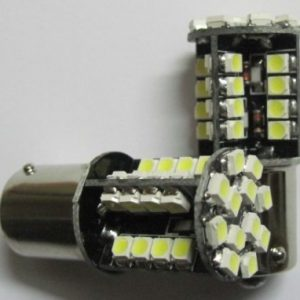 Car LED Bulbs S25 1156 1157 44led SMD 5050 Light