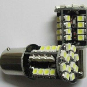 Car LED Bulbs S25 1156 1157 44led SMD 5050 Light