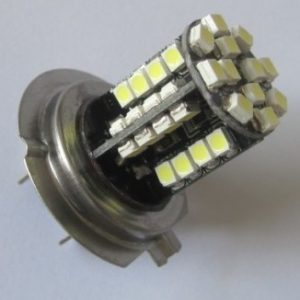 H4 H7 Car LED Bulb 44SMD Canbus DRL Fog Light