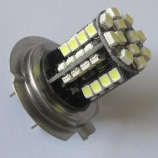 H4 H7 Car LED Bulb 44SMD Canbus DRL Fog Light