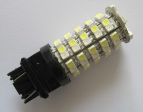 Automotive LED Lamp Dual Color 3157 92 SMD 3528