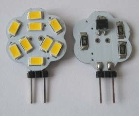 Car LED Light G4 9SMD 5630 SMD High Lumen