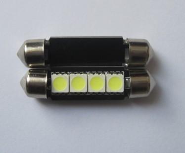 Auto LED Light Bulb Festoon 42MM 4SMD 5050