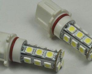 P13W Car LED Light 18SMD 5050