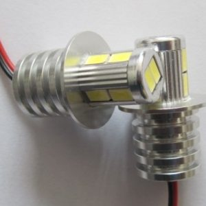 Auto LED Bulb H1 H3 10SMD 5630 Fog Lighting
