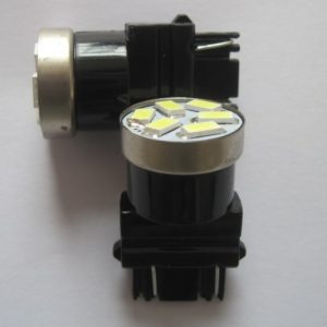 S25 Wedge T20 Wedge 6SMD 5630 Auto LED Lighting