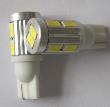 T10 Wedge 194 W5W Car LED Light 10SMD 5630