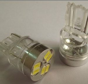 LED SMD Auto Bulb 7440 7443 3156 3157 6SMD 5630