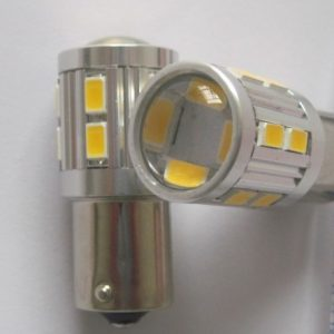 Car LED Light 16SMD 5630 1156 1157 S25 BA15S 15D