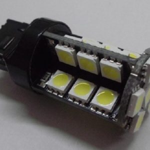Auto LED Lighting T20 Wedge 30SMD 5050 7440 7443