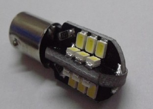 Automobile LED Lighting BA9S W6W T10 24SMD