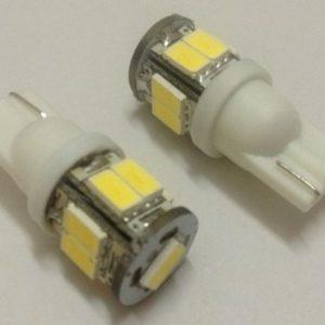 Car led light T10 WG 9SMD 5630 W5W 194
