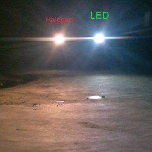 H8 H11 car LED bulb 20 W auto headlight