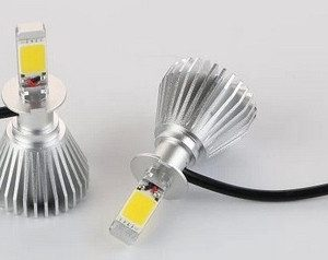 42W H7 headlight Car LED Lighting