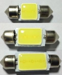 Festoon car LED light high Power COB