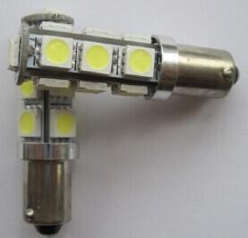 BA9S BAX9S 13LED SMD 5050 Car LED bulb